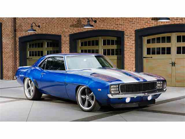 1969 Chevrolet Camaro | 949228