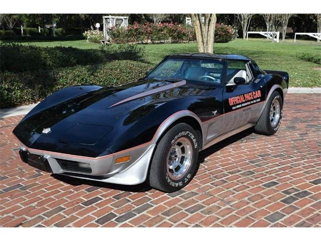 1978 Chevrolet Corvette Indy Pace Car | 949232