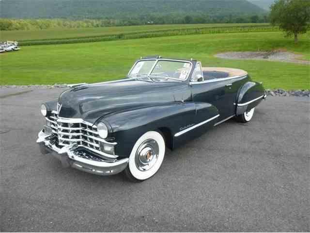 1947 Cadillac Series 62 | 949235