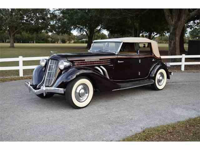 1936 Auburn Automobile   949236