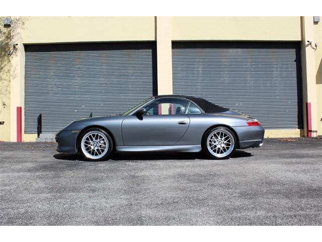 2001 Porsche 911 996   949241