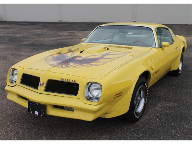 1976 Pontiac Firebird Trans Am | 949245