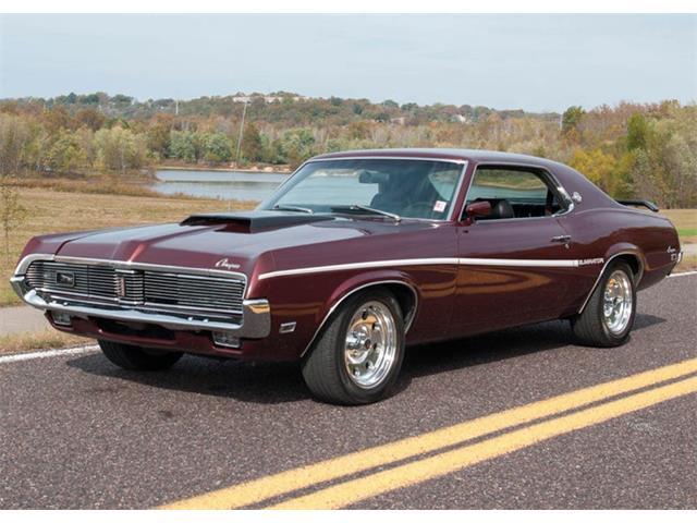 1969 Mercury Cougar XR7 | 949247