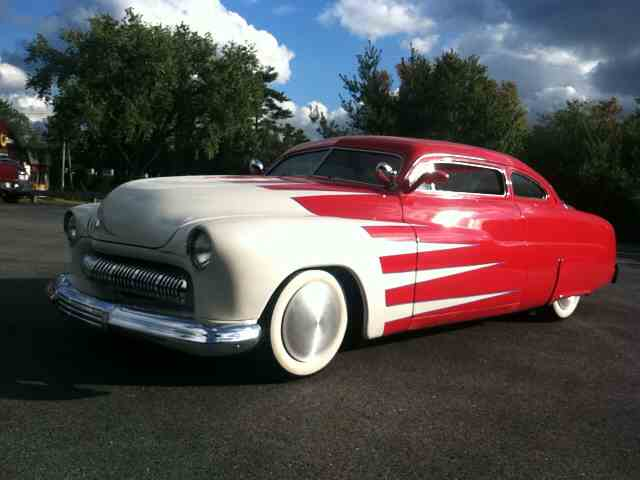 1951 Mercury Lead Sled | 940925