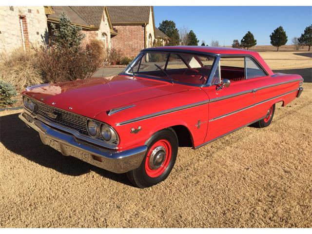 1963 Ford Galaxie 500 R Code | 949253