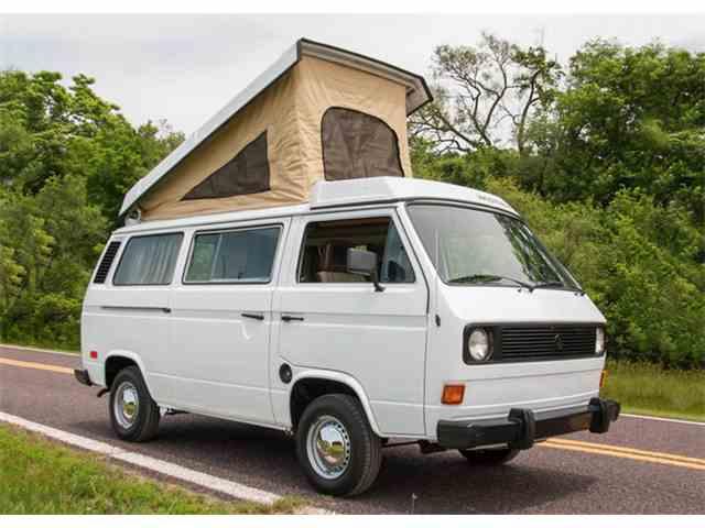1983 Volkswagen Westfalia Camper | 949254