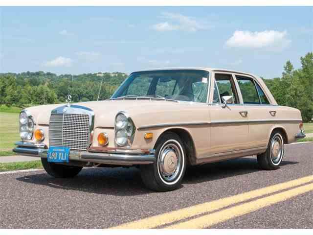 1973 Mercedes-Benz 280SE | 949261