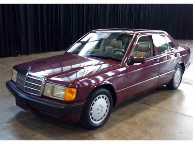 1992 Mercedes-Benz 190E | 949262