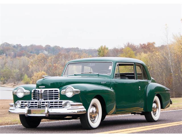 1948 Lincoln Continental Resto Mod | 949266