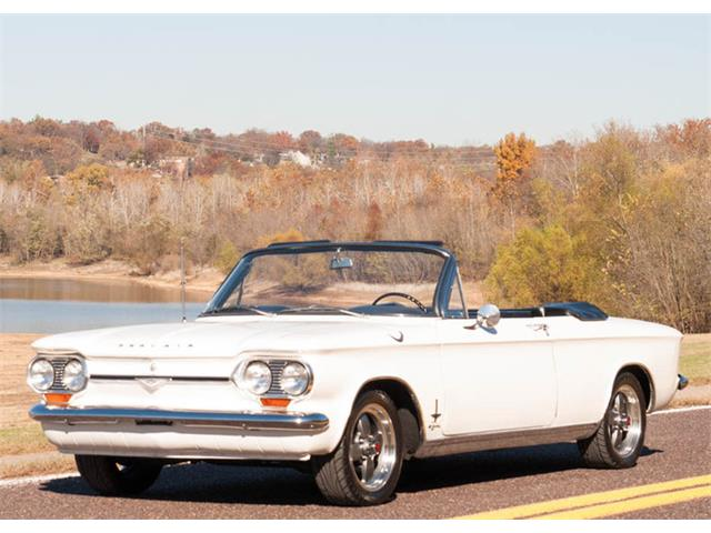 1964 Chevrolet Corvair Monza Turbo