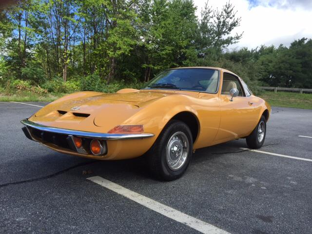1972 Opel GT | 940927