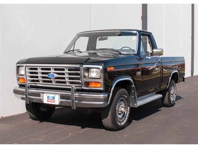 1985 Ford F150 4 X 4 | 949272