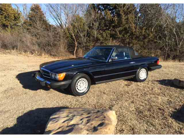 1984 Mercedes-Benz 380SL | 949281