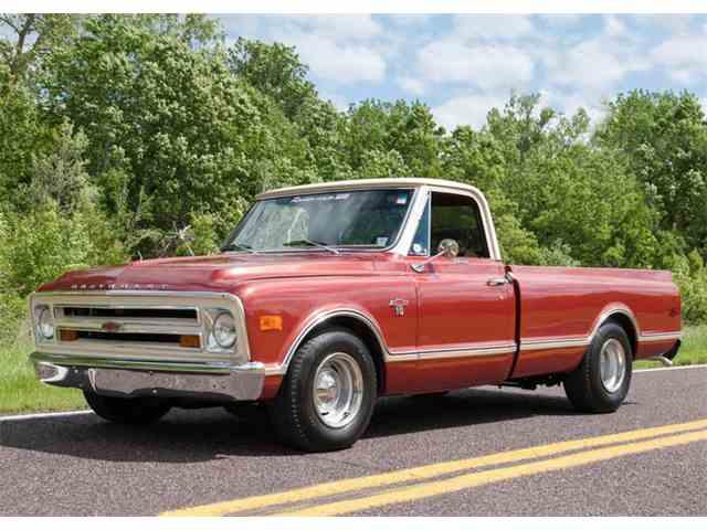 1968 Chevrolet C/K 10 | 949282