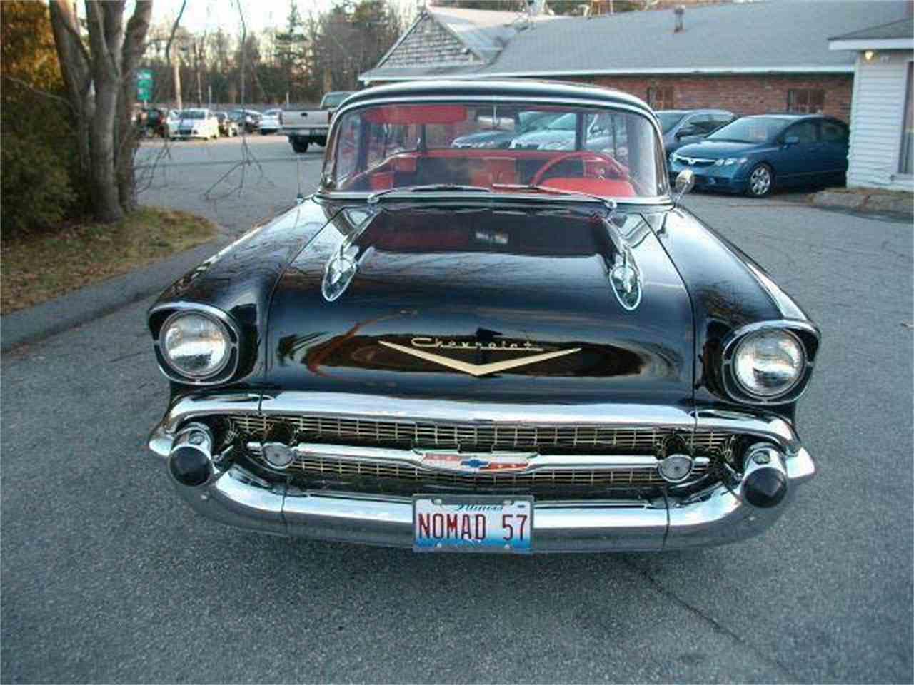 1957 Chevrolet Nomad for Sale - CC-940929