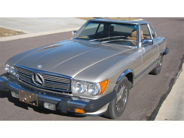 1987 Mercedes-Benz 560SL | 949308