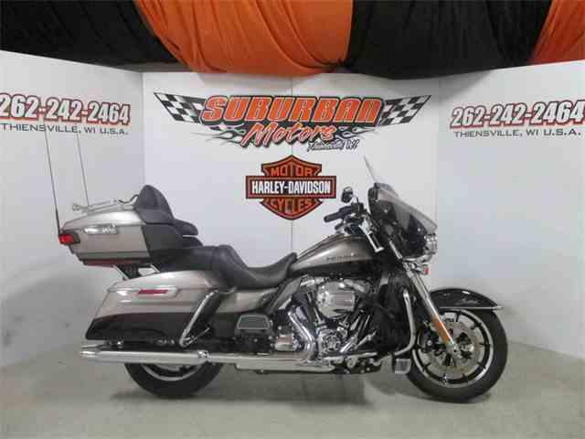 2016 Harley-Davidson® FLHTK - Ultra Limited | 949323