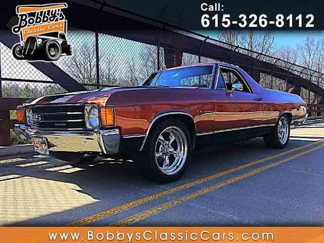 1972 Chevrolet El Camino | 949325