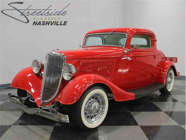 1934 Ford 3-Window Coupe | 949329