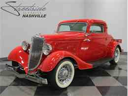 Picture of 1934 Ford 3-Window Coupe located in Lavergne Tennessee Offered by Streetside Classics - Nashville - KCI9