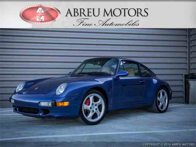 1997 Porsche 911 Carrera | 949335