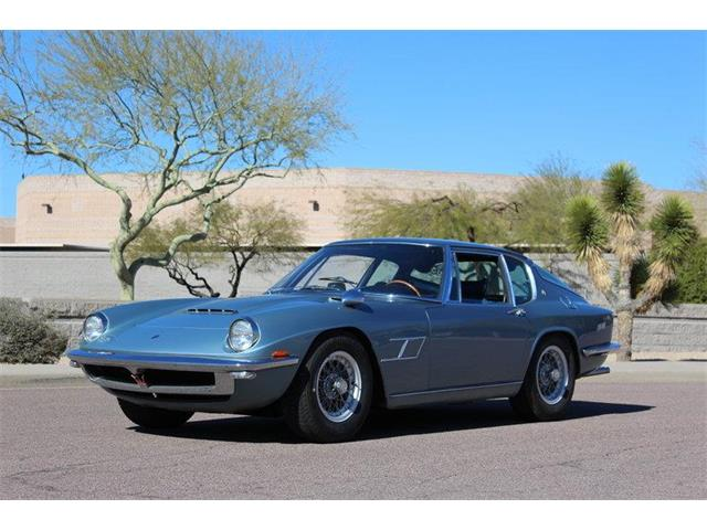 1966 Maserati Mistral | 949344