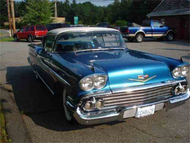 1958 Chevrolet Impala | 940935