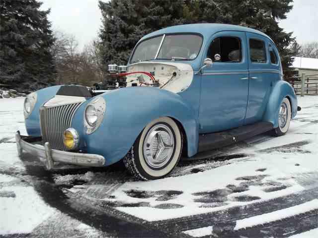 1940 Ford 4-Dr Sedan | 949374