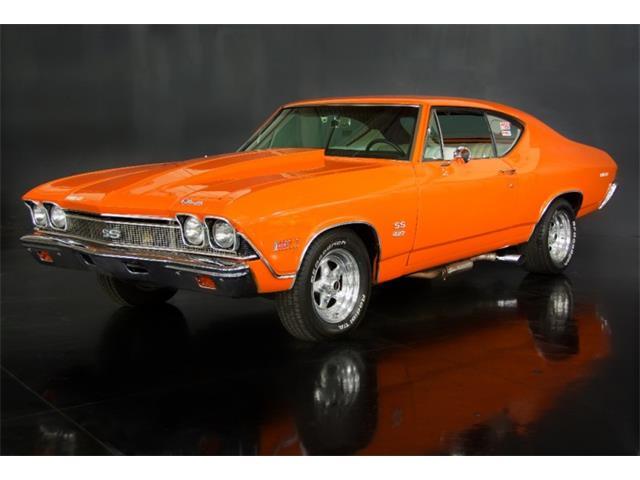 1968 Chevrolet Chevelle SS | 949380