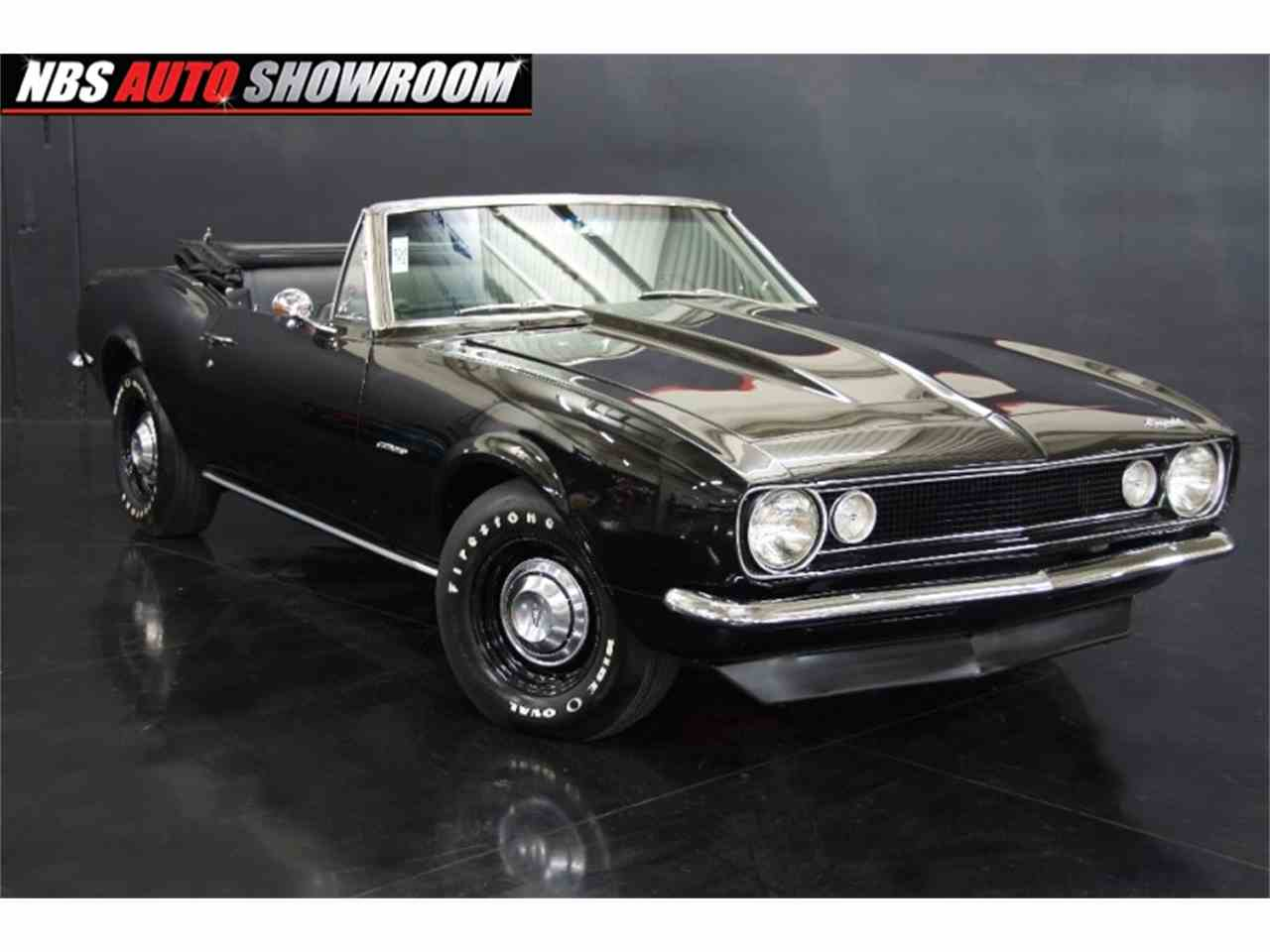 Large Picture of Classic 1967 Chevrolet Camaro Offered by NBS Auto Showroom - KCK3