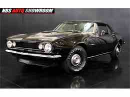 Picture of '67 Chevrolet Camaro - $40,365.00 Offered by NBS Auto Showroom - KCK3