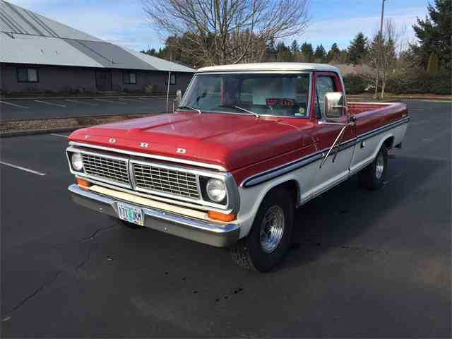 1970 Ford F100 | 949404