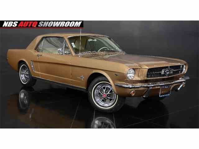 1965 Ford Mustang | 949409