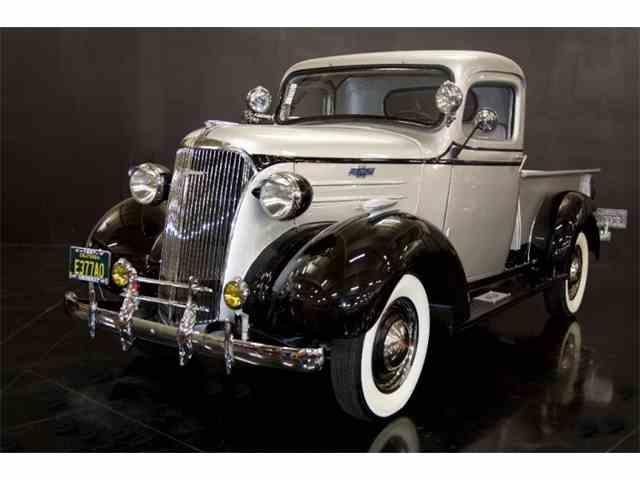 1937 Chevrolet Pickup | 949412