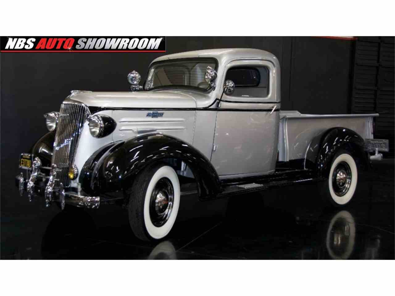 1937 Chevrolet Pickup for Sale | ClassicCars.com | CC-949412