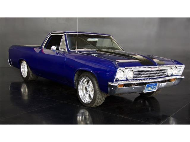 1967 Chevrolet El Camino   949414