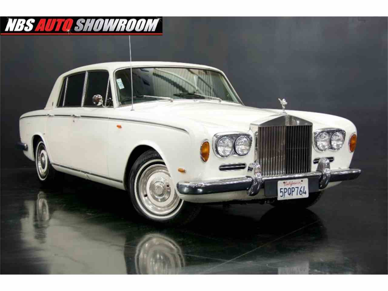1969 rolls royce silver shadow 2 for sale classiccars. Black Bedroom Furniture Sets. Home Design Ideas