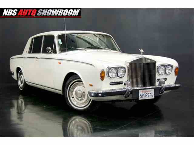 1969 Rolls-royce Silver Shadow 2 | 949416