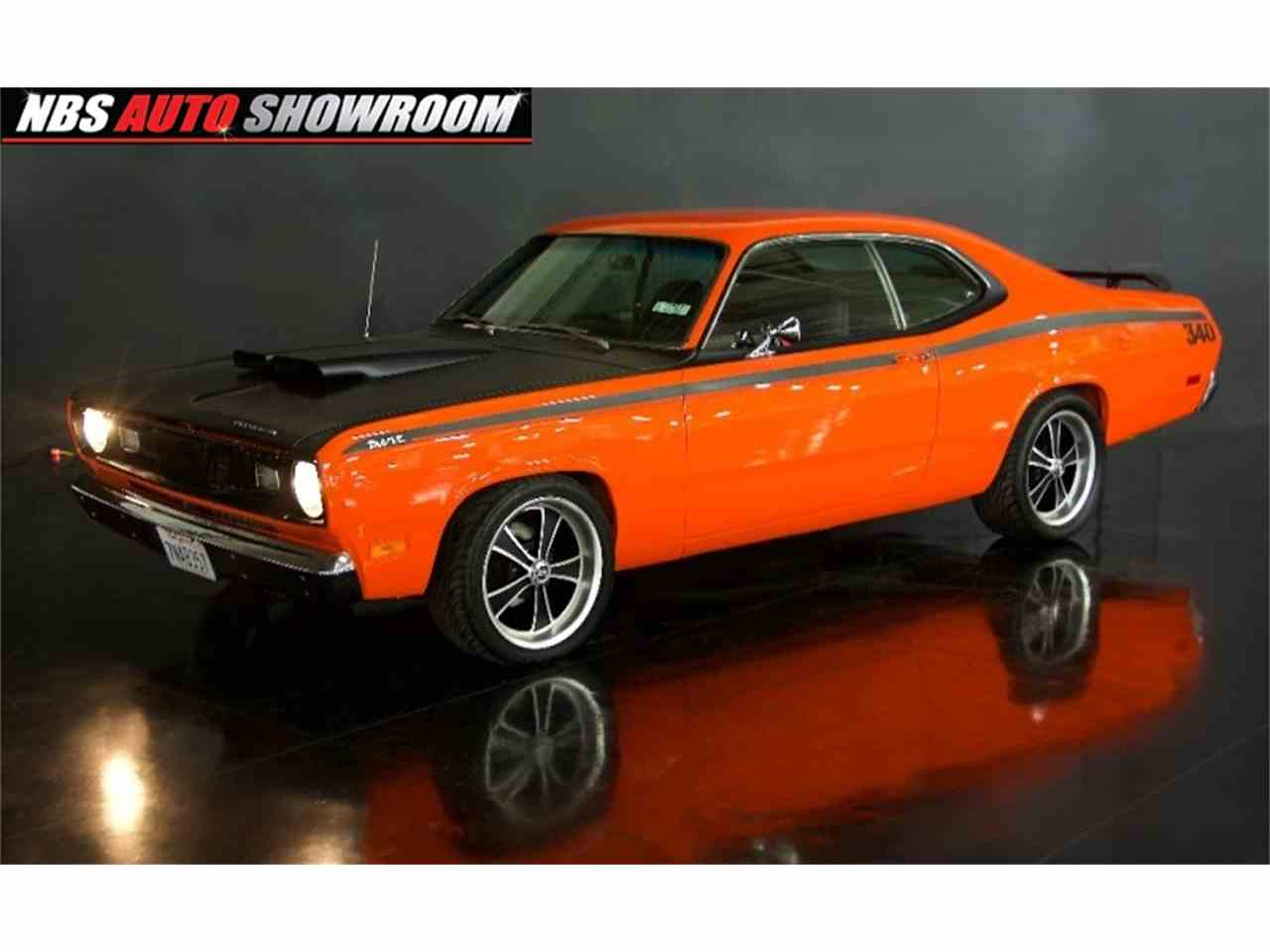 Large Picture of '70 Duster - KCKS
