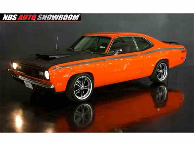 1970 to 1972 plymouth duster for sale on. Black Bedroom Furniture Sets. Home Design Ideas