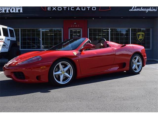 2004 Ferrari 360 | 949436