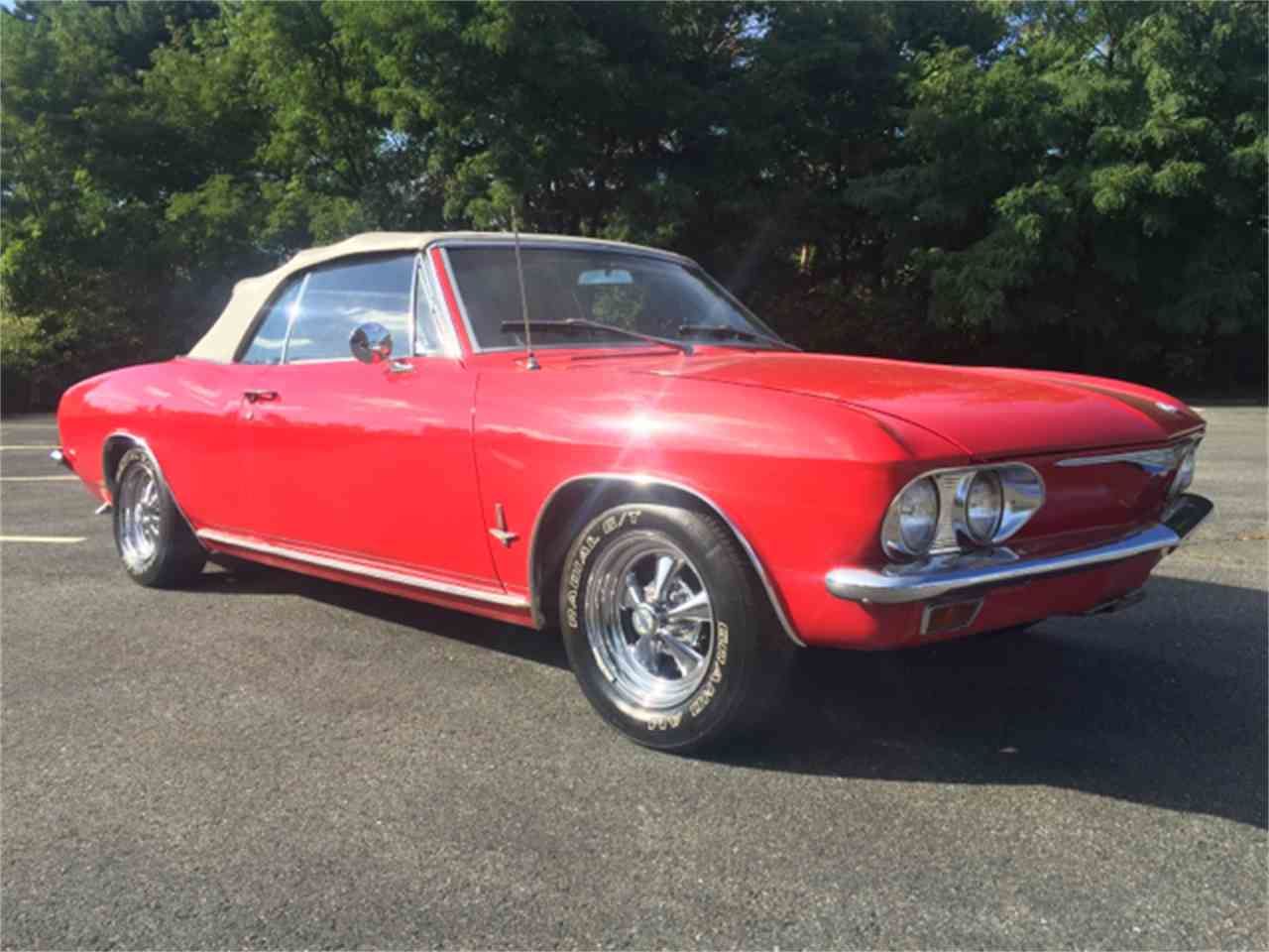1965 to 1969 Chevrolet Corvair for Sale on ClassicCarscom  35