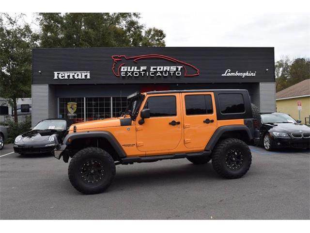 2012 Jeep Wrangler   949446