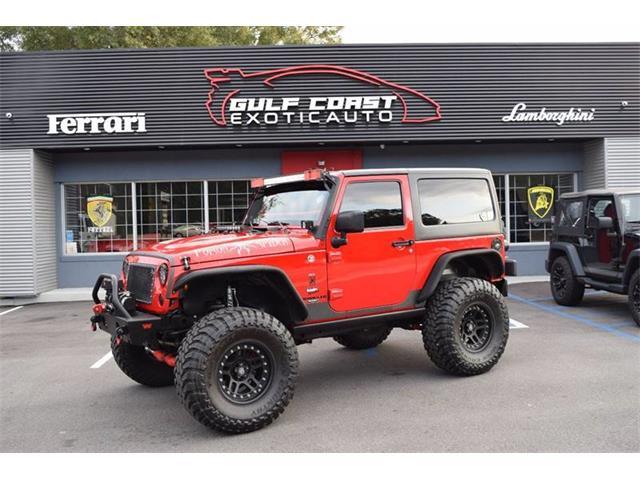 2012 Jeep Wrangler   949447
