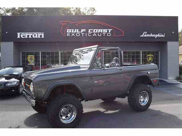 1969 Ford Bronco | 949448