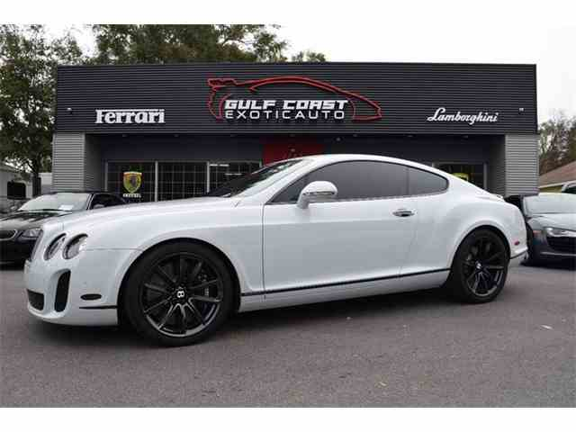 2010 Bentley Continental Supersports | 949449