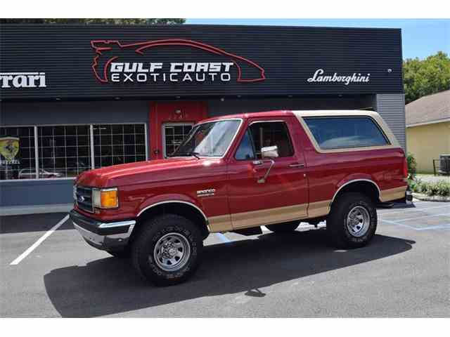 1989 Ford Bronco | 949456
