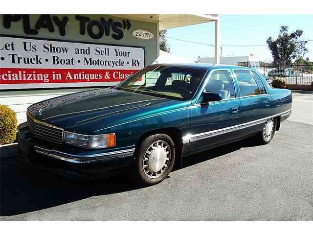 1996 Cadillac DeVille | 949466