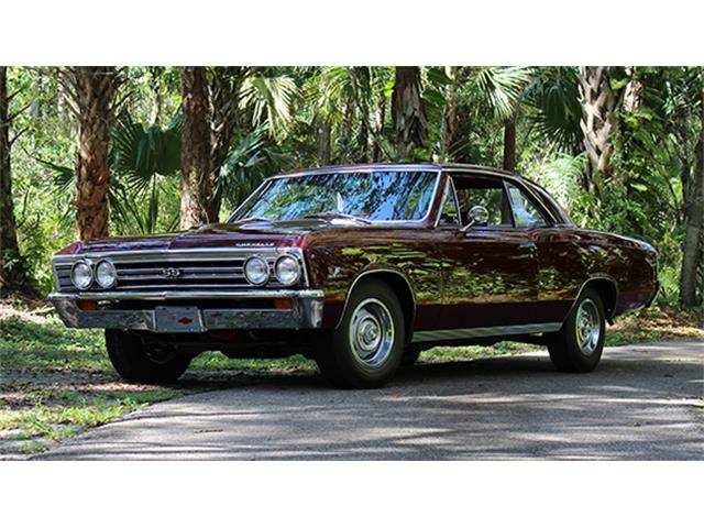 1967 Chevrolet Chevelle SS 396 Sport Coupe   949473