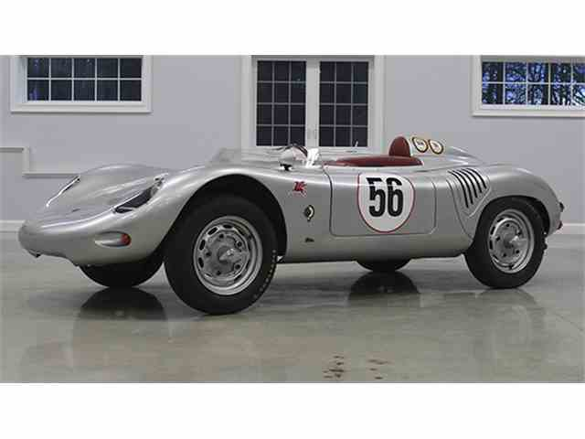 1958 Porsche RSK Spyder Tribute   949474